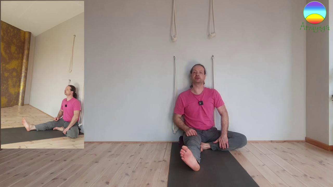 Kurzprogramm: Yoga mit Wand